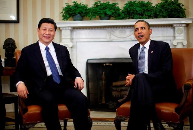 Συμφωνία συνεργασίας ΗΠΑ-Κίνας