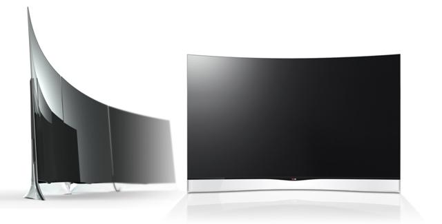 """""""Πράσινες"""" πιστοποιήσεις για LG curved OLED TV"""