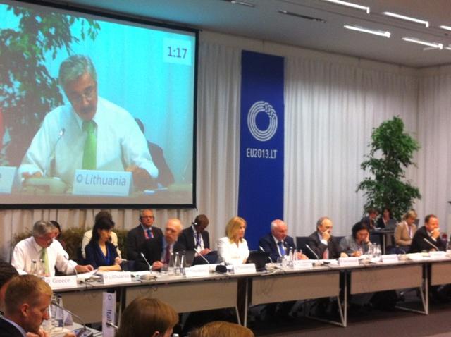 Ολοκλήρωση Συμβουλίου Υπουργών Περιβάλλοντος