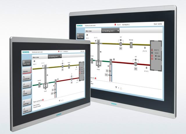 Η Siemens παρουσίασε τη λύση Desigo