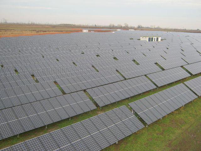 Κατασκευή φωτοβολταϊκού από την Kyocera Solar