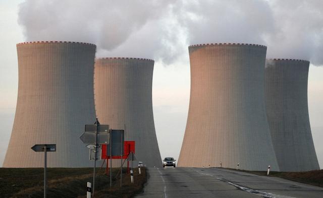 """""""Έφοδος"""" ακτιβιστών σε πυρηνικό εργοστάσιο"""