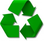recycling logo formal