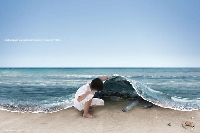 Τα πλαστικά στις θάλασσες περνούν στην τροφική αλυσίδα