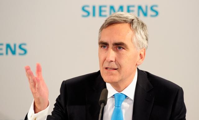 Αποχωρεί ο CEO της Siemens