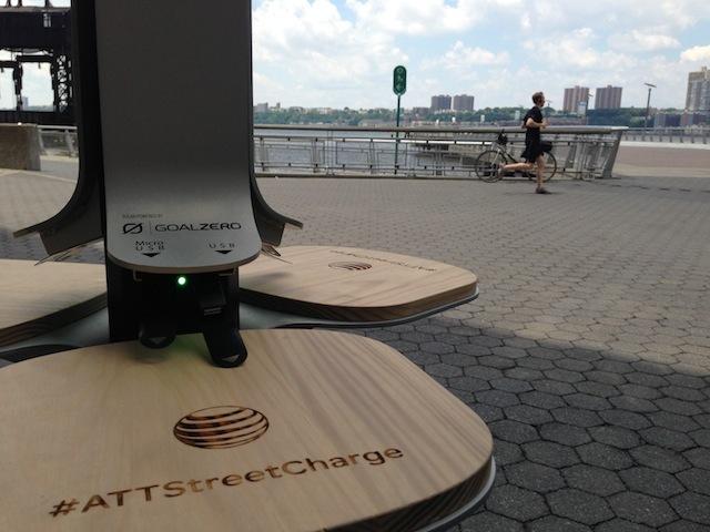 Πρόγραμμα Street Charge στη Νέα Υόρκη