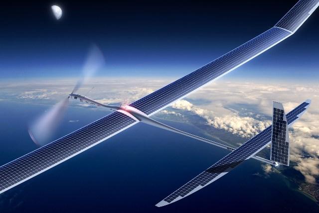 Αεροσκάφος που θα πετά για… χρόνια
