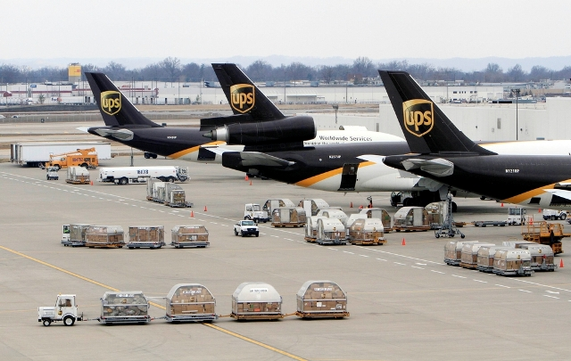 Αναφορά αειφόρου ανάπτυξης της UPS