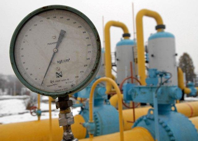 Αύξηση στη μεταφορά αερίου μέσω Ουκρανίας