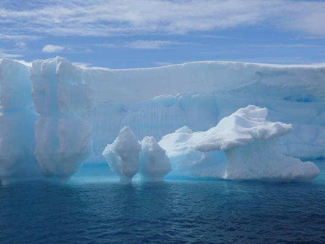 Έρευνα για την άνοδο της στάθμης της θάλασσας