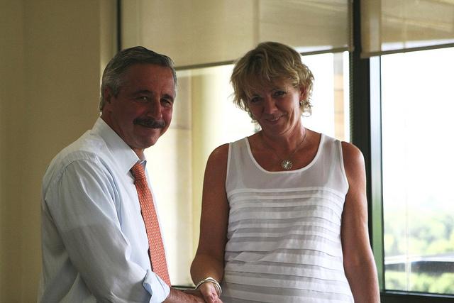 Συνάντηση Μανιάτη με την Πρέσβειρα της Δανίας