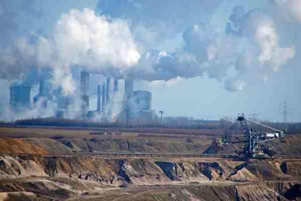 Γιγαντιαίο σχέδιο αντιμετώπισης της ρύπανσης