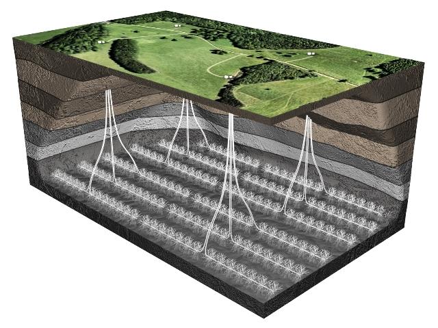 Ανησυχητική έκθεση για τη μέθοδο του fracking