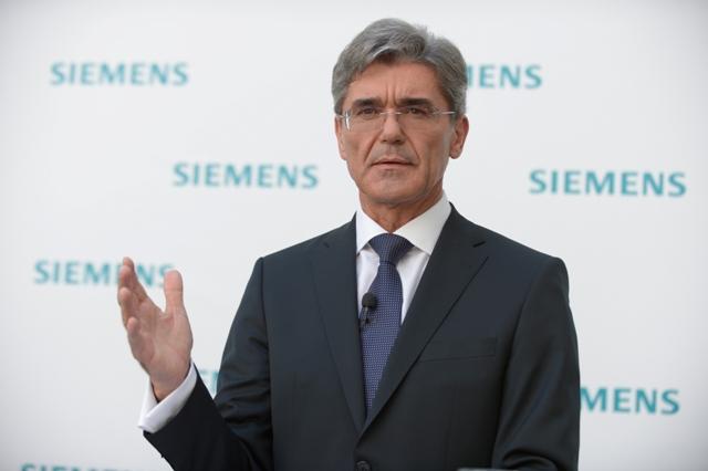 Νέος διευθύνων σύμβουλος στη Siemens
