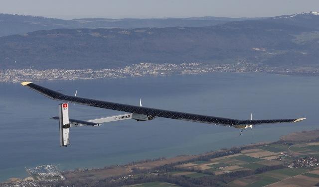 Επιστρέφει από τις ΗΠΑ το Solar Impulse