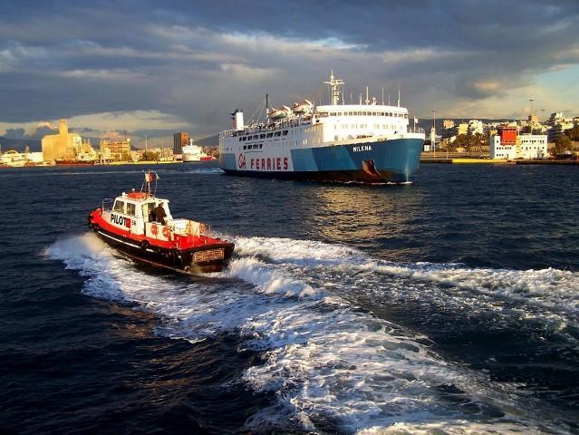 Διαχείριση υγρών αποβλήτων πλοίων