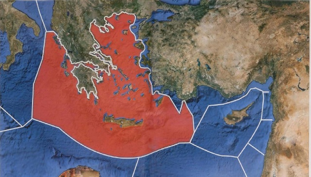Οριοθέτηση ΑΟΖ Ελλάδος – Ιταλίας