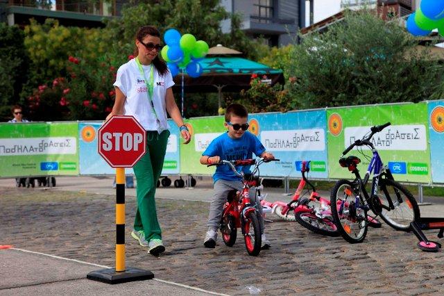 Ολοκληρώθηκε το 4ο Athens Bike Festival