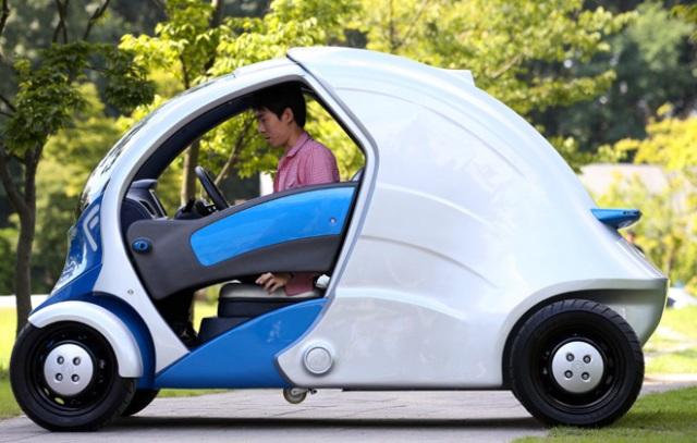 Πρωτοποριακό ηλεκτροκίνητο αυτοκίνητο