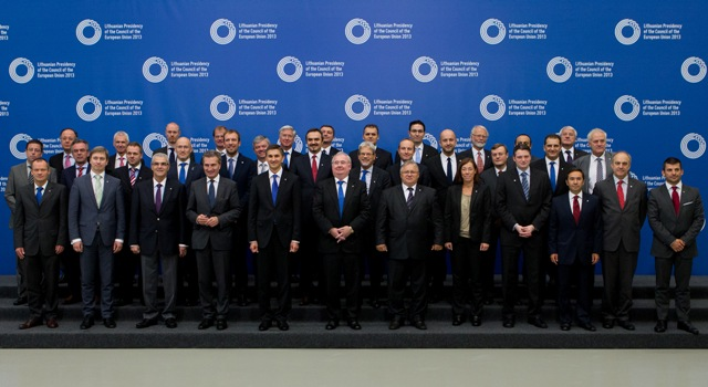 family photo Informal Meeting Energy Ministers