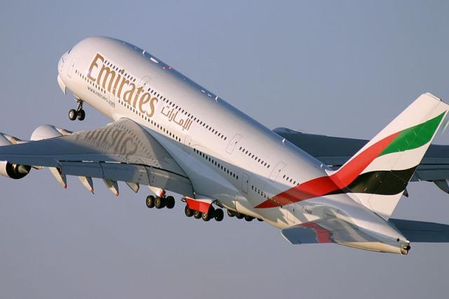 Περιβαλλοντική έκθεση της Emirates