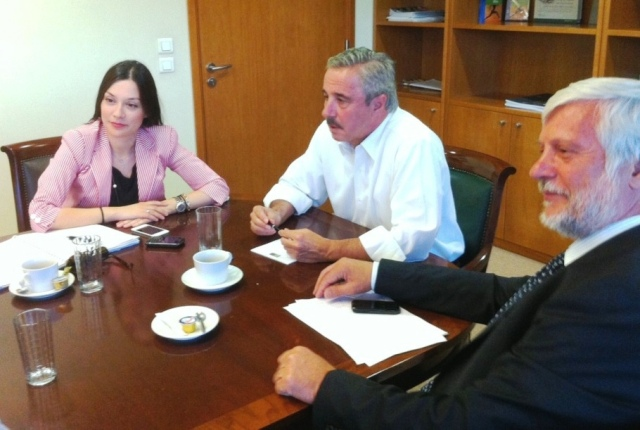 Σύσκεψη για ολοκληρωμένη διαχείριση απορριμάτων Πελοποννήσου