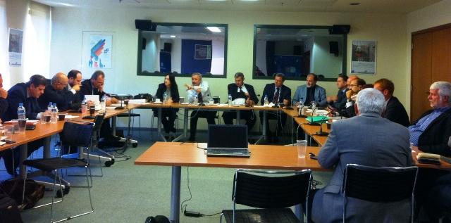 Ευρεία Σύσκεψη ΥΠΕΚΑ για τη Διαχείριση Απορριμμάτων