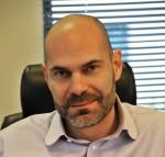 Ο διευθυντής εταιρικών πελατών της Vodafone Ελλάδος, Διονύσης Γρηγοράτος.