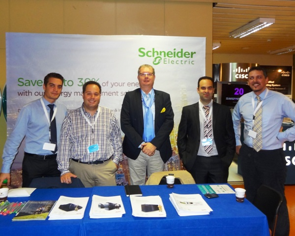 Layerone conf – Schneider Electric