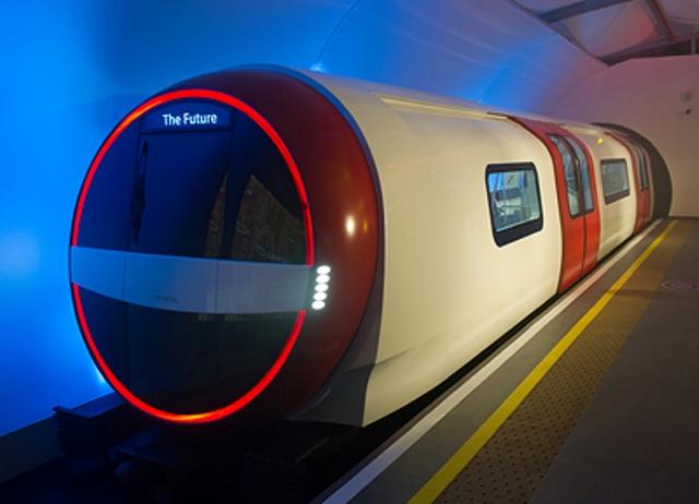 To μετρό του μέλλοντος από τη Siemens