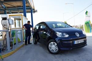 Ο σταθμός ανεφοδιασμού FISIKON στην Ανθούσα λειτουργεί σε 24ωρη βάση, εξυπηρετώντας όλα τα οχήματα – ΙΧ και ΔΧ
