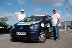 Το «7ο EKO Mobility Rally 2013» ανέδειξε το FISIKON ως το πλέον οικονομικό καύσιμο: Απόσταση 582 χλμ. με κόστος μόλις 13,7 ευρώ!