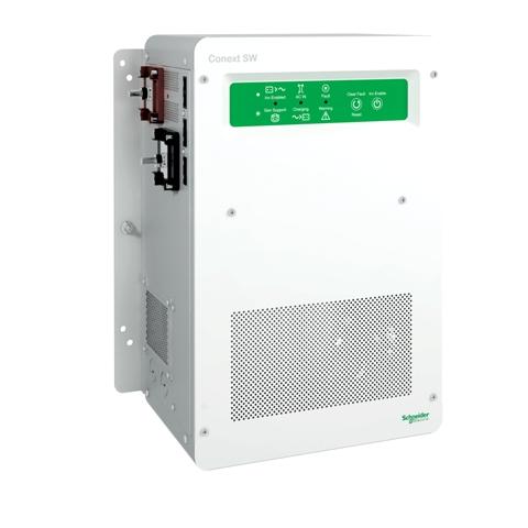 Προϊόντα Schneider Electric για off grid φ/β