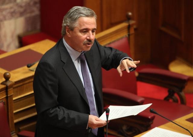 Ομιλία Μανιάτη στη Βουλή