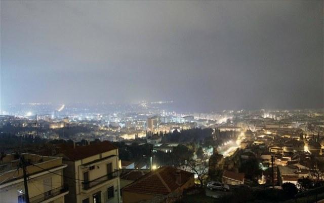Μέτρα για την αιθαλομίχλη στη Θεσσαλονίκη