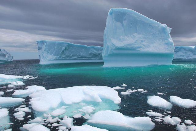 Ανακάμπτουν οι πάγοι της Αρκτικής