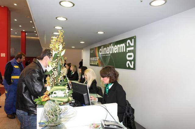 """Διεθνής Έκθεση """"Climatherm – Energy 2014"""""""