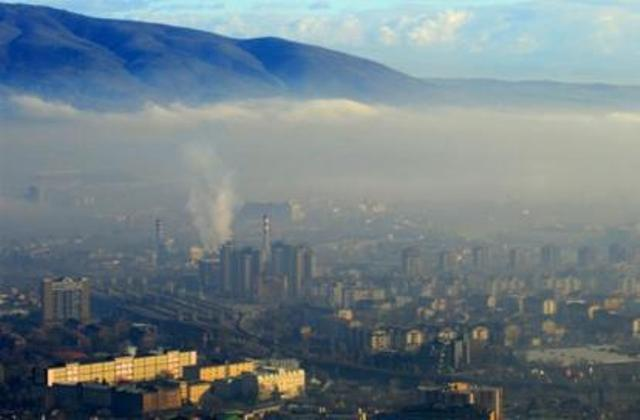 Και στα Σκόπια υπάρχει αιθαλομίχλη
