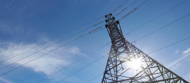 Μικρή αύξηση ζήτησης ηλεκτρικού ρεύματος