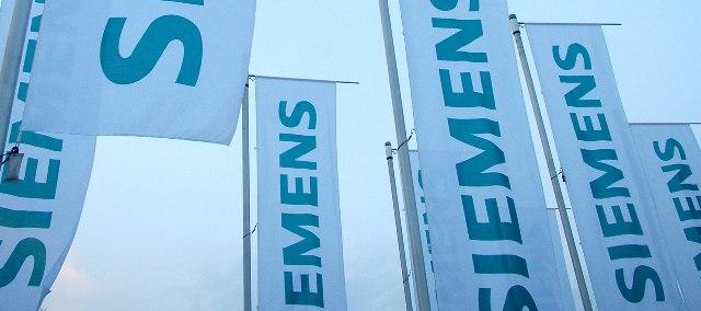 Διψήφια αύξηση για τα καθαρά έσοδα της Siemens