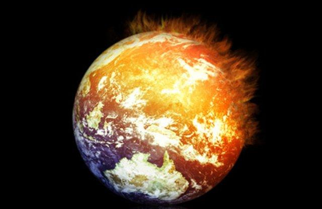 Θερμή χρονιά το 2013