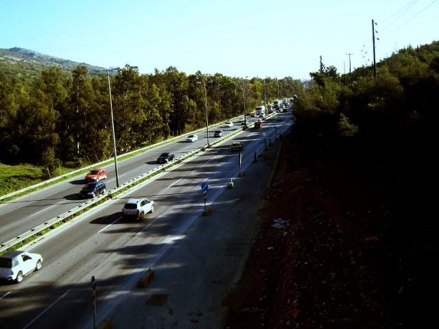 Κυκλοφοριακές ρυθμίσεις λόγω περιβαλλοντικών έργων