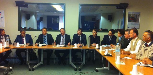 Συνάντηση ΥΠΕΚΑ με Στελέχη της ONGC