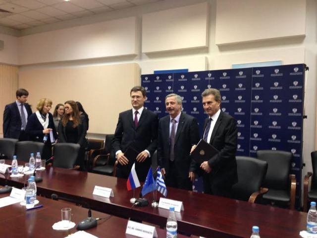Επιτυχημένες οι συνομιλίες ΕΕ-Ρωσίας