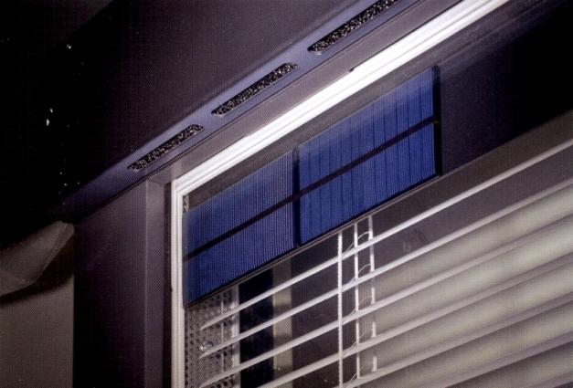 Ενεργειακή οικονομία με «έξυπνα» παράθυρα