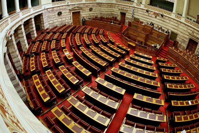Αντιπαράθεση στη Βουλή για τον ΑΔΜΗΕ
