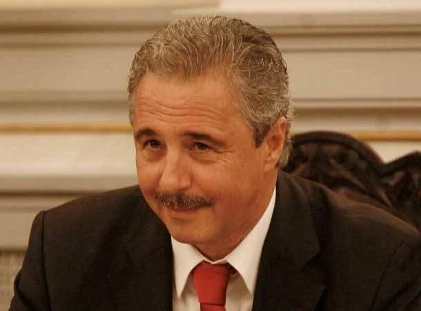 Συνάντηση Μανιάτη με τον Σαουδάραβα Πρέσβη