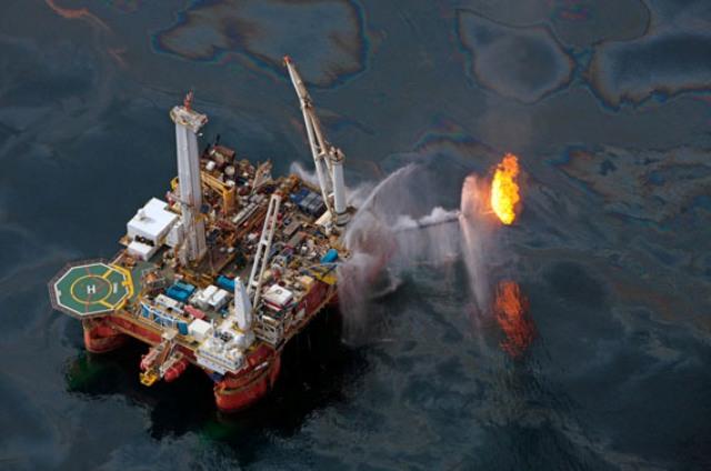 Καρδιακά προβλήματα σε ψάρια λόγω πετρελαιοκηλίδας