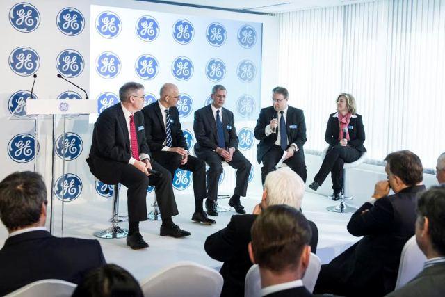 Η GE εγκαινιάζει το Παγκόσμιο Κέντρο Λειτουργίας