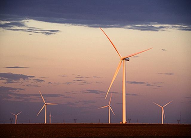 Ανεμογεννήτριες Siemens στο Τέξας